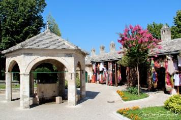 Vidinis mečetės kiemas