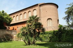 Santa Sabina bazilika (V a.)