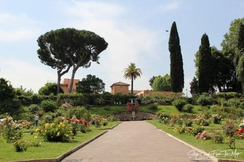Romos rožių sodas