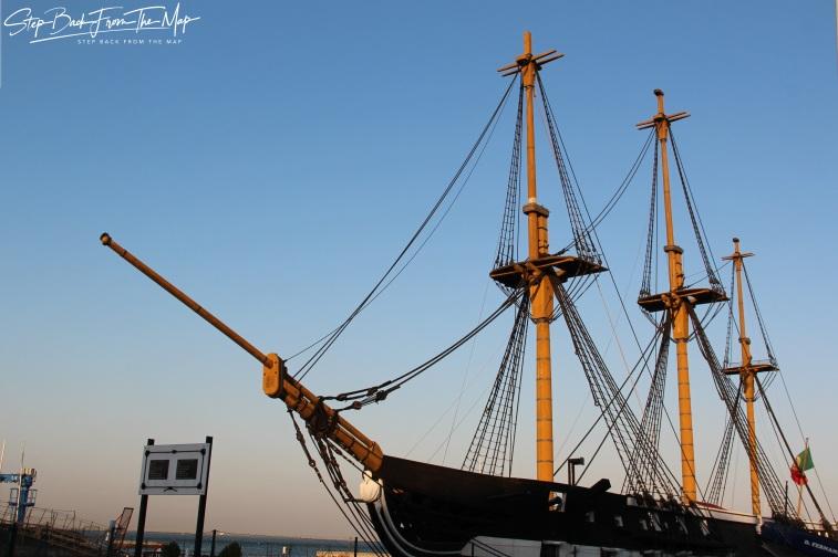 Fregata Dom Fernando II e Glória