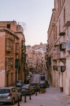Valetos gatvės