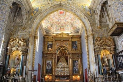 Šv. Mykolo koplyčios altorius